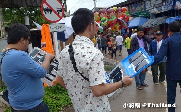 泰國電信AIS鬼臉節測試訊號2