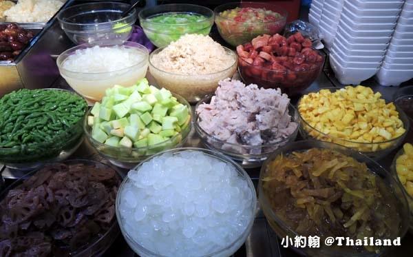 曼谷機場Magic Food Point平價美食街泰式甜點.jpg