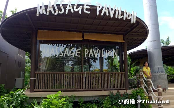 Vana Nava Hua Hin Water Jungle Massage Pavilion