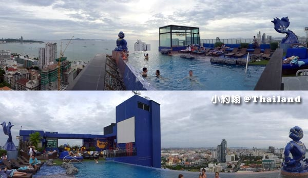 Siam@Siam Design Hotel Pattaya swim pool2.jpg