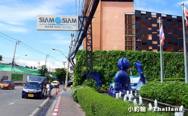 Siam@Siam Design Hotel Pattaya雙條車.jpg