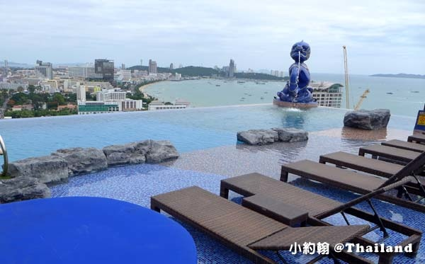 Siam@Siam Pattaya Double Deck sky Pool4.jpg