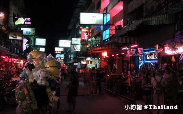 Pattaya walking street芭達雅夜生活.jpg
