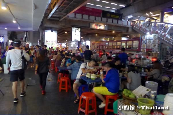 曼谷暹羅廣場夜市Siam Square Night Market2.jpg