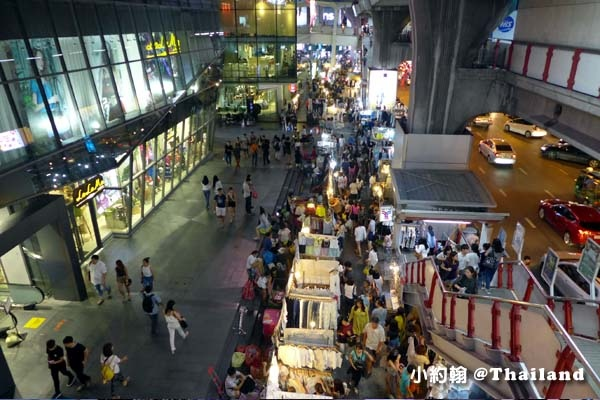 曼谷暹羅廣場夜市Siam Square Night Market.jpg