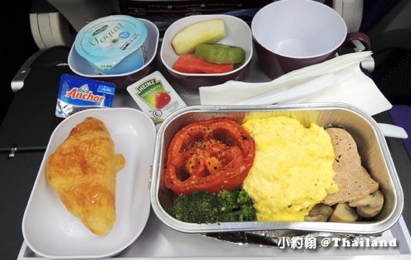 Thai Airways泰國航空-台北飛曼谷早餐.jpg