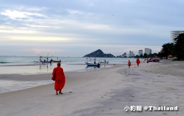 InterContinental Hua Hin華欣海灘布施和尚3.jpg