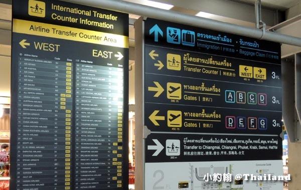 曼谷國際機場BKK轉機Suvarnabhumi airport.jpg