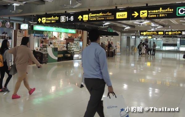 曼谷國際機場BKK轉機Suvarnabhumi airport4.jpg