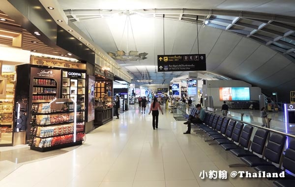 曼谷國際機場BKK轉機Suvarnabhumi airport5.jpg