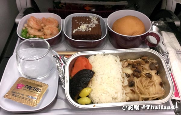 Thai Airways泰國航空機上晚餐2.jpg