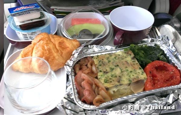 Thai Airways泰國航空機上早餐.jpg