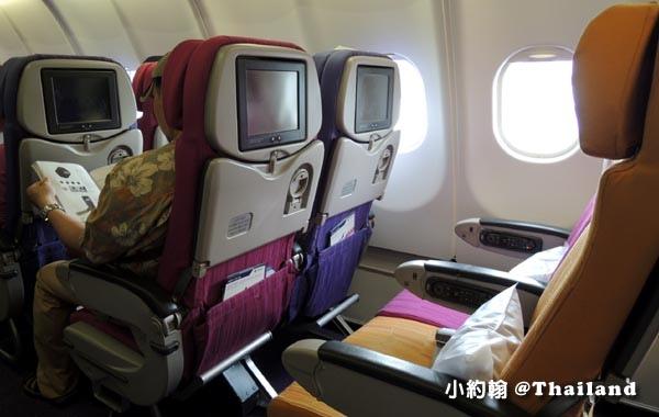 Thai Airways泰國航空座椅.jpg