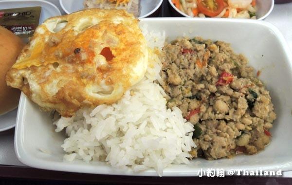Thai Airways泰國航空回台北機上晚餐2.jpg