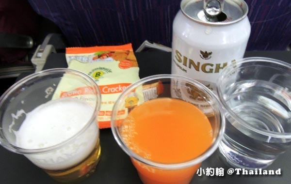 Thai Airways泰國航空回台北機上晚餐3.jpg