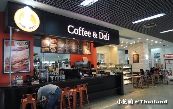Udonthani Airport烏隆他尼國際機場coffee&Deli.jpg