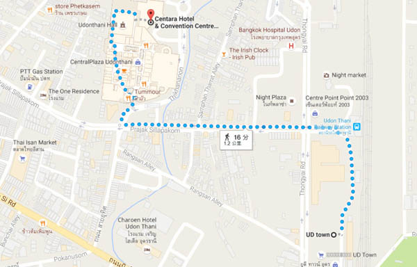 Centara Hotel & Convention Centre Udon Thani MAP.jpg