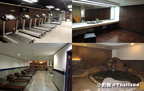 Centara Hotel & Convention Centre Udon Thani GYM sauna.jpg