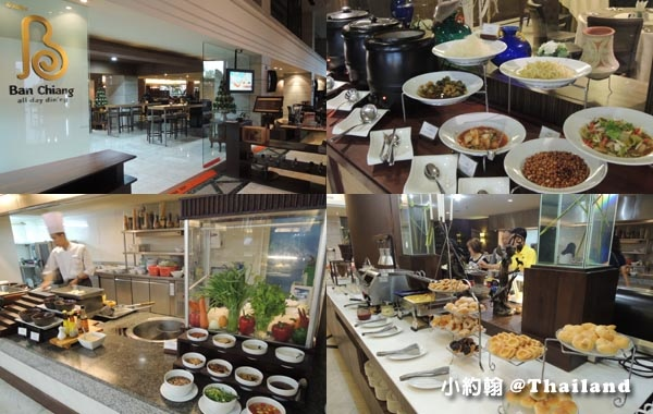 Centara Udonthani hotel Ban Chiang breakfast.jpg
