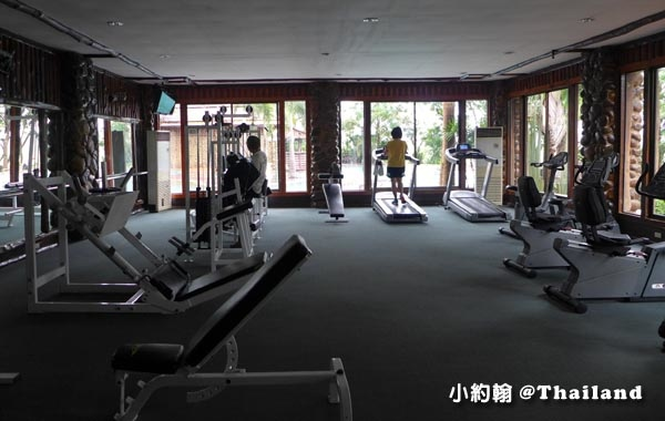 Phu Pha Nam Resort & Spa Loei gym.jpg