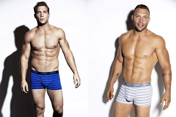 Jai Courtney underwear