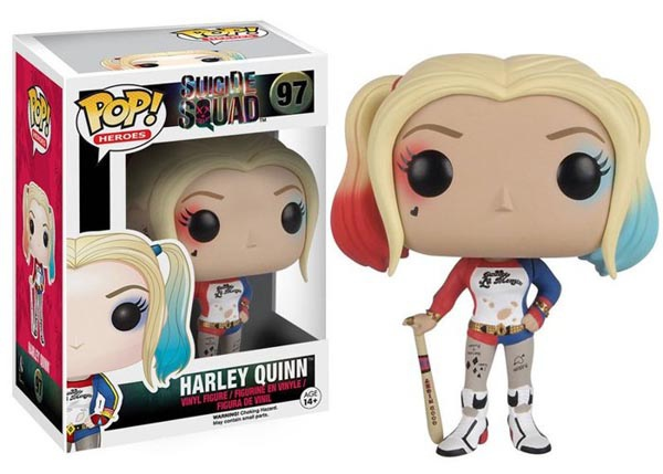FUNKO POP 自殺突擊隊 SUICIDE SQUAD 哈莉·奎茵 HARLEY QUINN