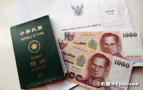 泰國落地簽證漲價單次2000泰銖