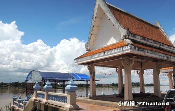 泰國廊開Nong Khai小鎮旅遊Nong Khai pier碼頭2.jpg