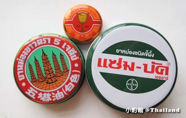 泰國Bayer Zam-Buk青草精油膏五塔油 金杯油