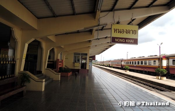 泰國廊開火車站Nong khai Train Station6.jpg