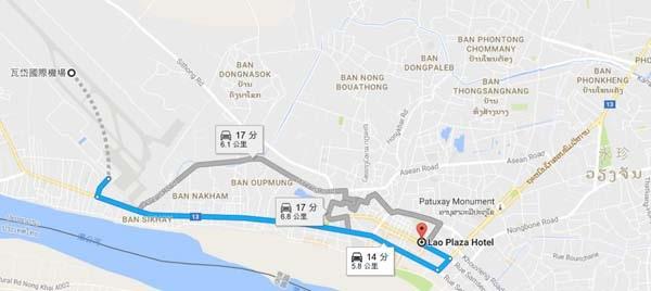 Lao Plaza Hotel寮國廣場飯店MAP2.jpg