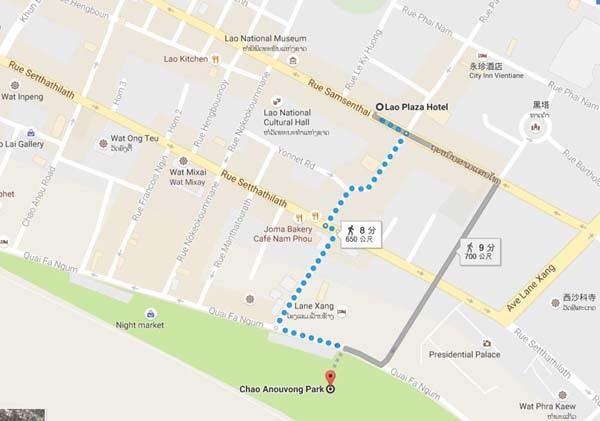Lao Plaza Hotel寮國廣場飯店MAP3.jpg