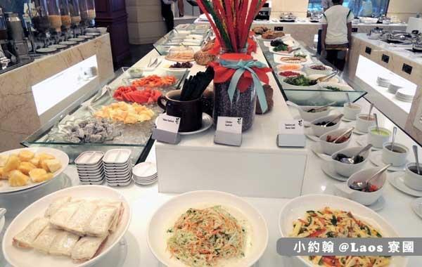 Lao Plaza Hotel寮國廣場飯店Breakfast2.jpg