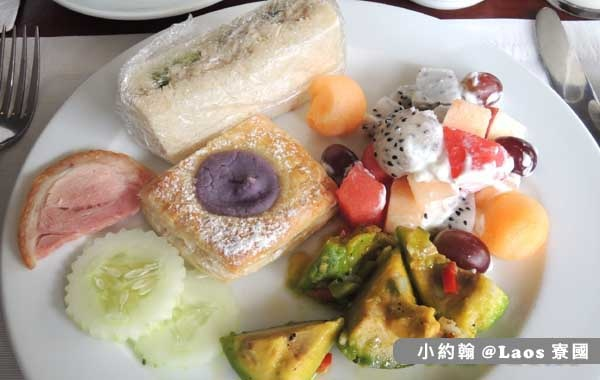 Lao Plaza Hotel寮國廣場飯店Breakfast6.jpg