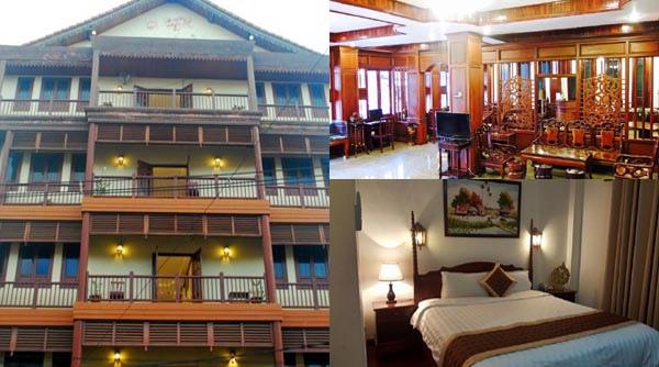 寮國飯店Khampiane Boutique Hotel