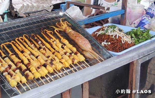 寮國永珍夜市Chao Anouvong Park7.jpg
