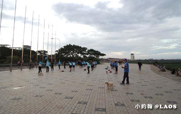 寮國永珍夜市Chao Anouvong Park11.jpg