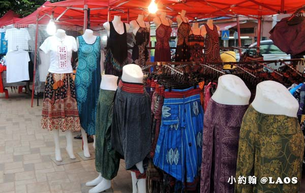 寮國永珍夜市Chao Anouvong Park14.jpg