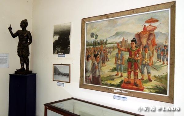 Laos National Museum寮國國家博物館16.jpg