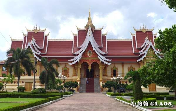 Pha That Luang Stupa Vientiane Laos塔鑾寺12.jpg