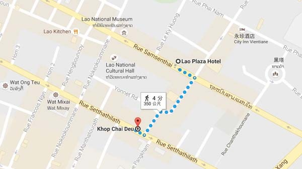 Khop Chai Deu位置google地圖