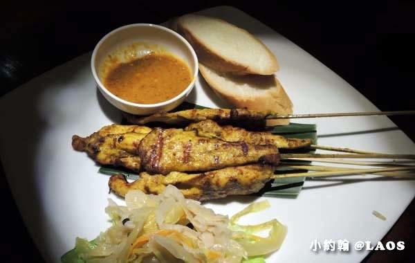 Khop Chai Deu沙嗲肉串