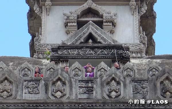 Patuxay Victory Monument Patuxai LAOS凱旋門9.jpg