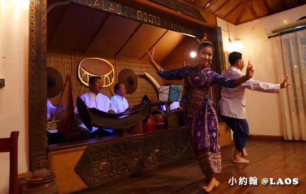 Kualao Restaurant Laos Vientiane dinner music show3.jpg