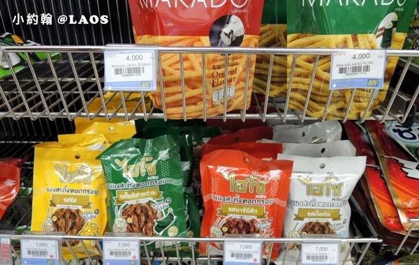 寮國超商LAOS Mart零食購物3.jpg