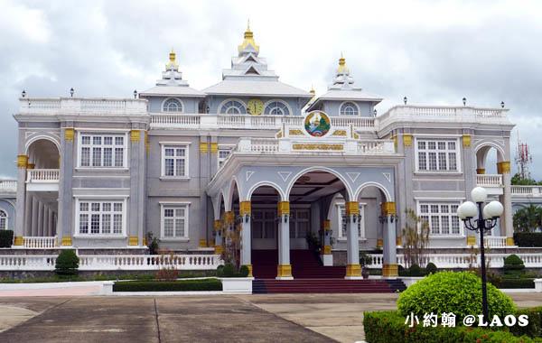 寮國Presidential Palace總統府