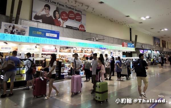 抵達Don Muang曼谷廊曼機場 免稅店.jpg