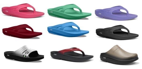 OOFOS 肌力恢復紓壓鞋 款式