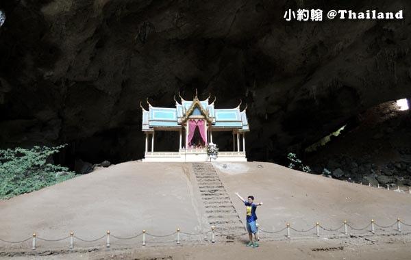 Phraya Nakhon Cave帕亞那空穴中廟1
