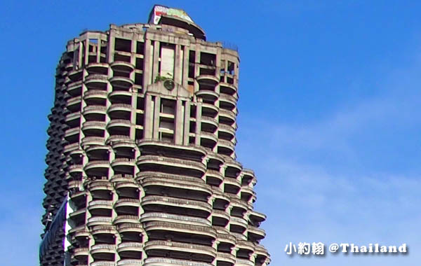 曼谷鬼樓Sathon Unique Ghost Tower2.jpg